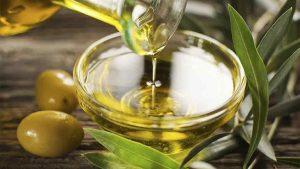 Oliwa z oliwek na łupież