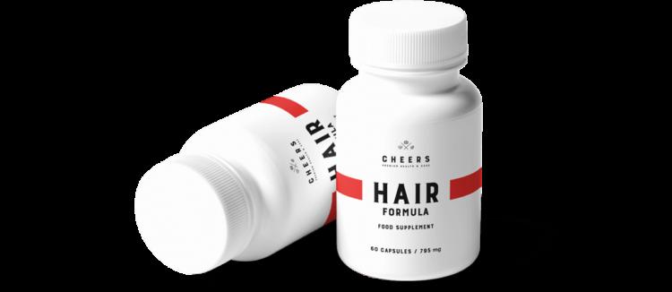 Hair Formula Cheers