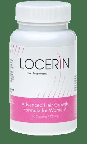 Tabletki na wypadanie włosów Locerin